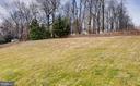 HUGE Fenced Rear Yard - 1104 PARK RIDGE DR, MOUNT AIRY