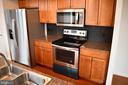 Kitchen - 400 MASSACHUSETTS AVE NW #1007, WASHINGTON