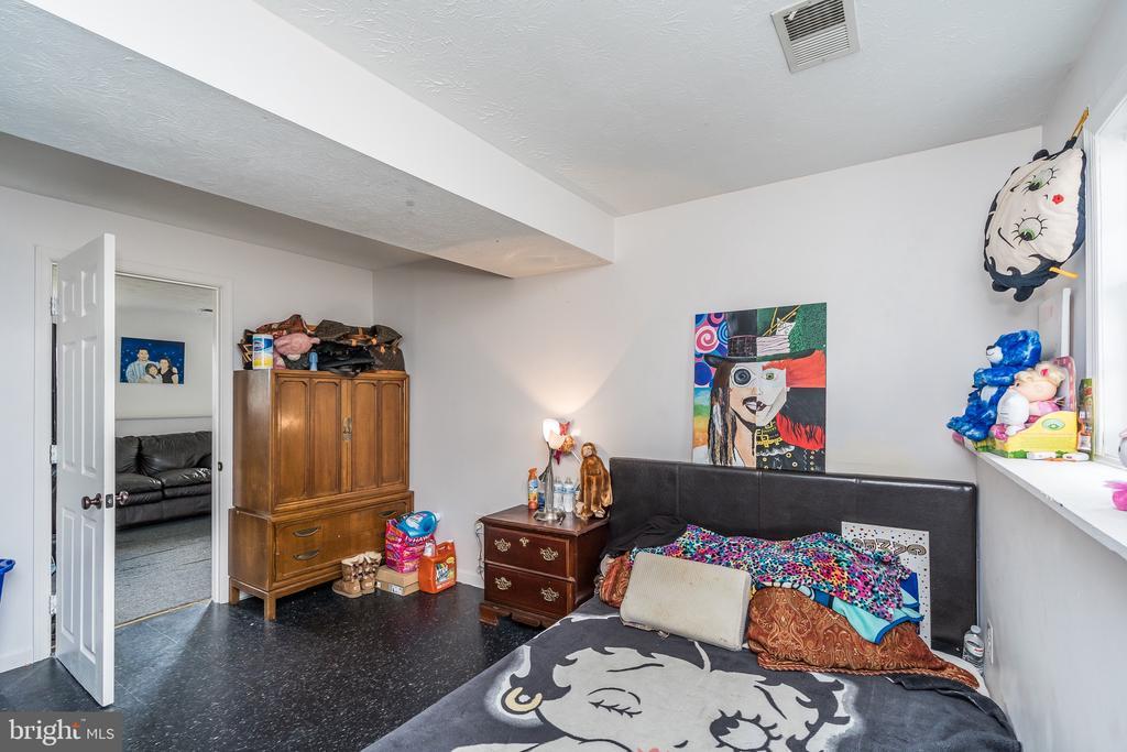 Bedroom Basement - 7801 MISTY CT, GAITHERSBURG