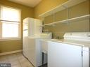 Laundry Room - 6431 LAKE MEADOW DR, BURKE