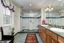 Master bathroom - 7608 ARROWOOD RD, BETHESDA