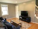 FAMILY ROOM - SPACIOUS & LIGHT-FILLED - 2809 63RD AVE, CHEVERLY