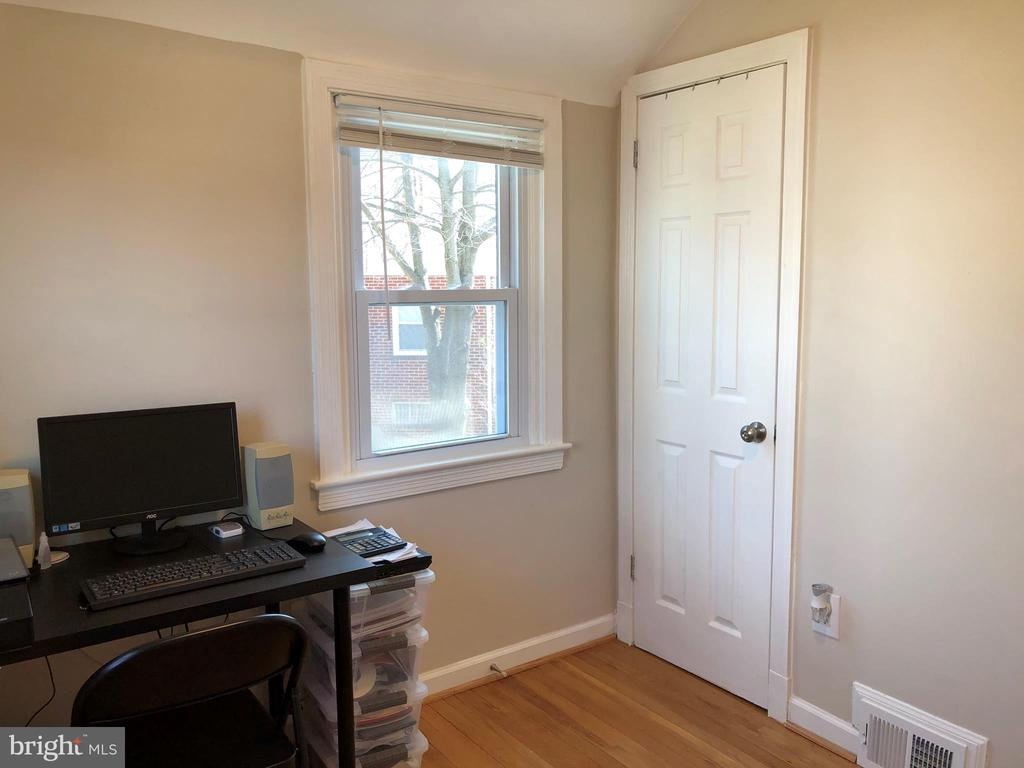 UPPER LEVEL - 3RD BEDROOM - 2809 63RD AVE, CHEVERLY