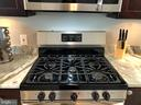 GOURMET GAS RANGE - 2809 63RD AVE, CHEVERLY