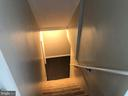 BASEMENT STAIRWAY - 2809 63RD AVE, CHEVERLY
