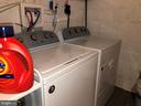WASHER & DRYER - 2809 63RD AVE, CHEVERLY