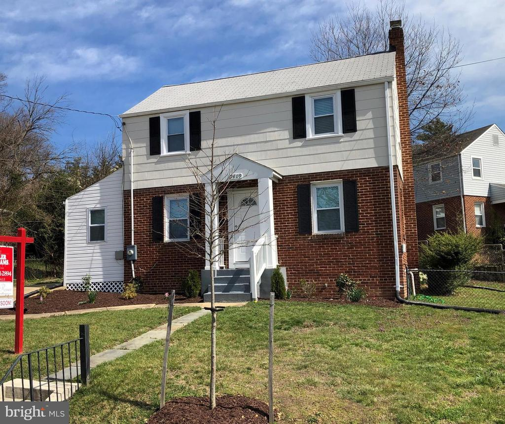 CURB APPEAL - 2809 63RD AVE, CHEVERLY
