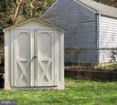 BACKYARD - SHED - 2809 63RD AVE, CHEVERLY