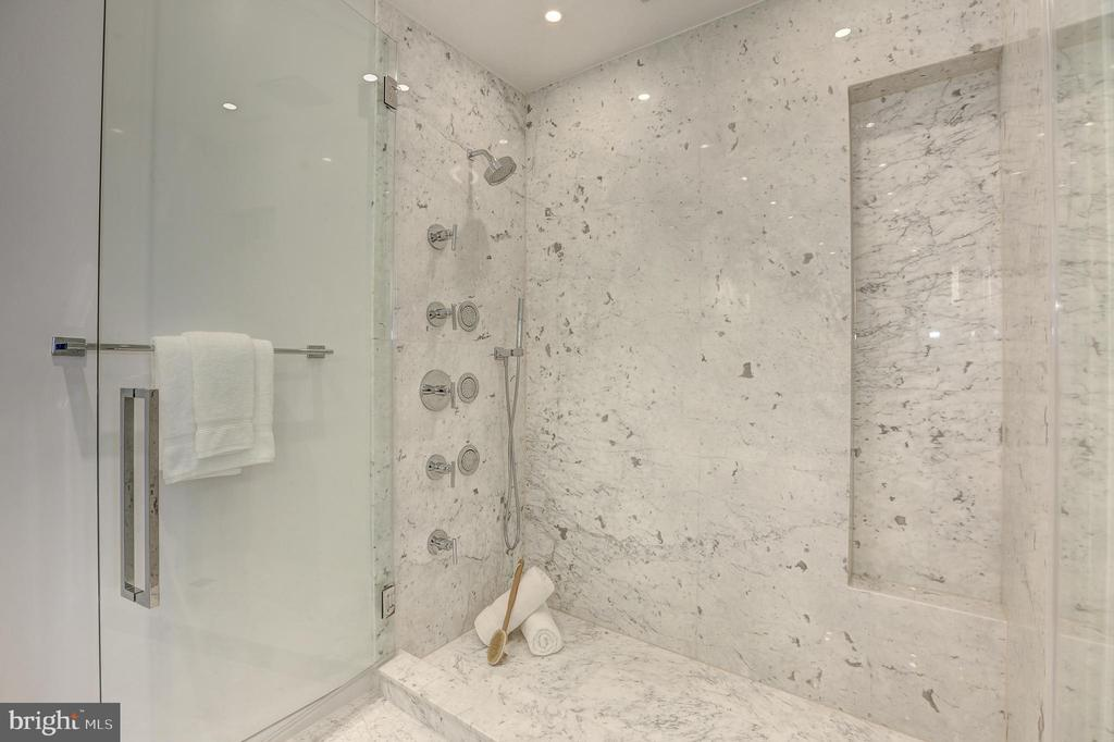Shower Detail - 700 NEW HAMPSHIRE AVE NW #1501, WASHINGTON