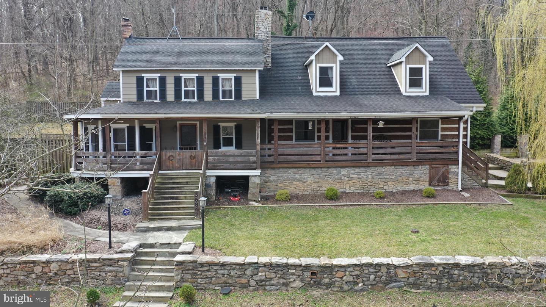 Single Family Homes 為 出售 在 Hillsboro, 弗吉尼亞州 20132 美國