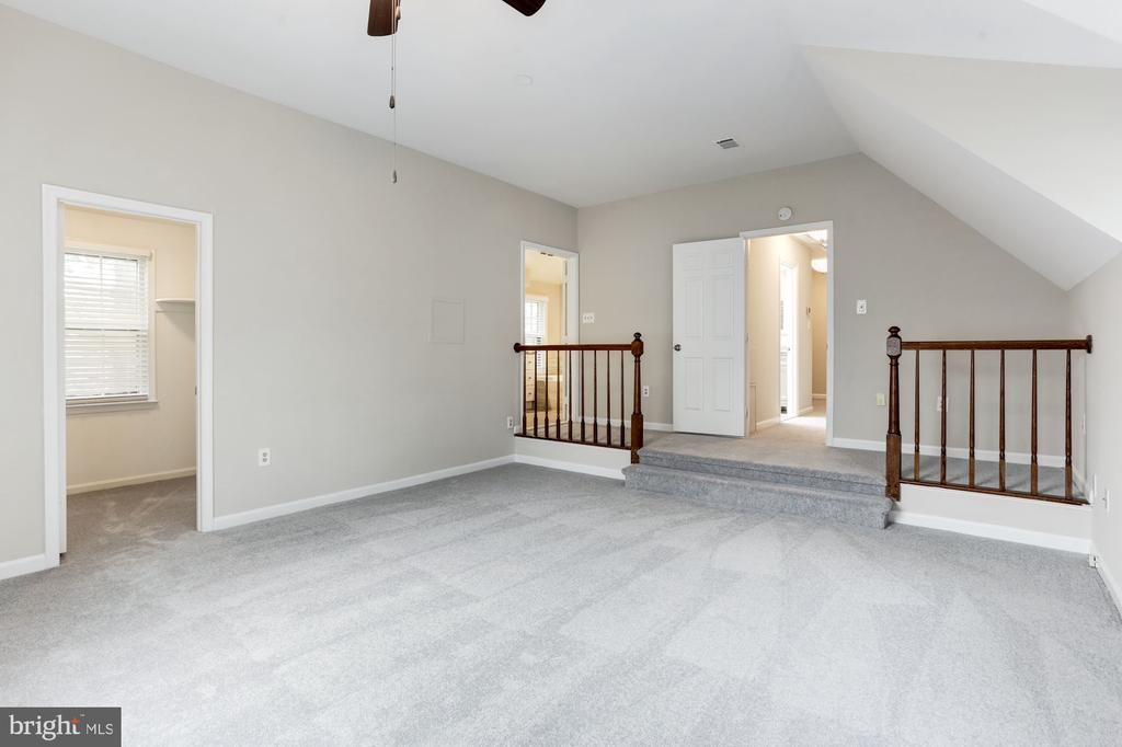 Master Bedroom - 115 BILLINGSGATE LN, GAITHERSBURG