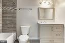 Bathroom (Basement) - 115 BILLINGSGATE LN, GAITHERSBURG