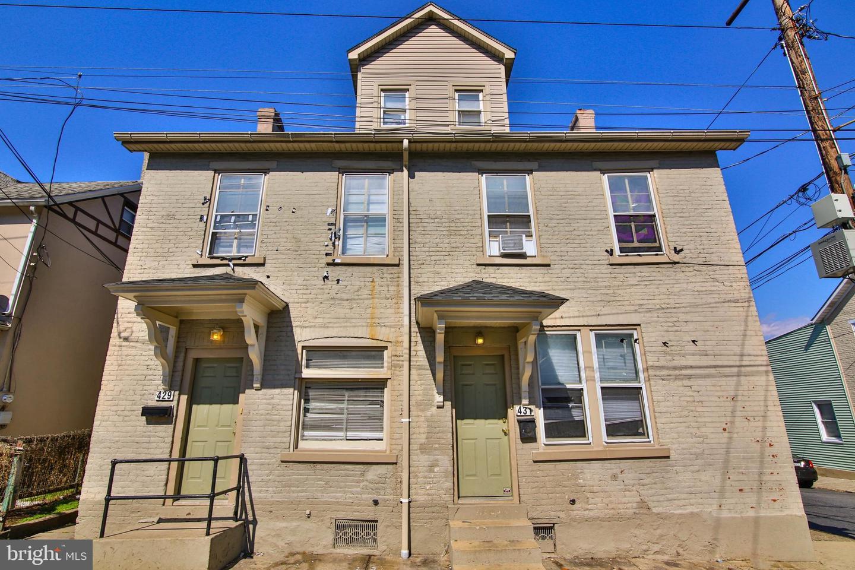 Duplex Homes для того Продажа на Bethlehem, Пенсильвания 18015 Соединенные Штаты