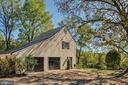 Two Car Garage with Guest Cottage and Studio above - 21056 BEAVERDAM BRIDGE RD, MIDDLEBURG