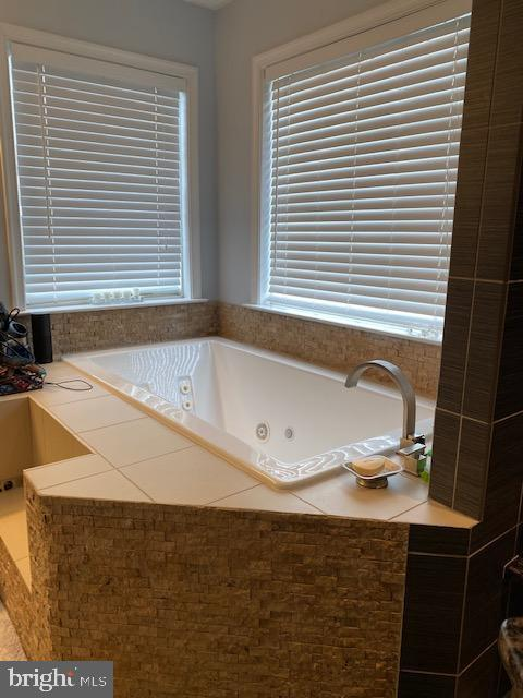 Jetted Tub in Masterbath. - 15201 HUMBOLT BAY CT, GAINESVILLE