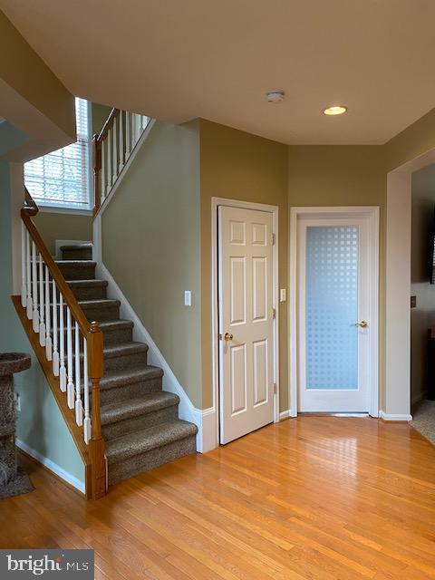 Hardwood Flooring on Open Concept Main Level - 15201 HUMBOLT BAY CT, GAINESVILLE