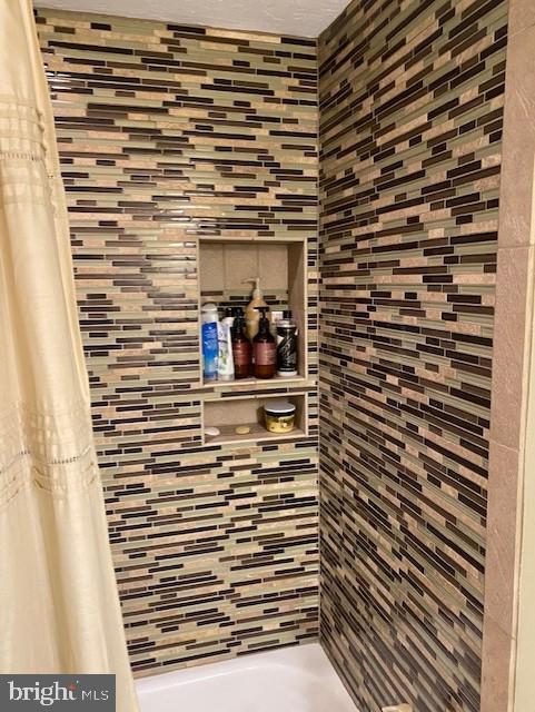Shower in Basement Bath - 15201 HUMBOLT BAY CT, GAINESVILLE