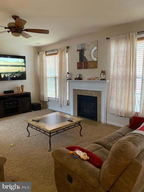 Large Family Room off Kitchen - 15201 HUMBOLT BAY CT, GAINESVILLE
