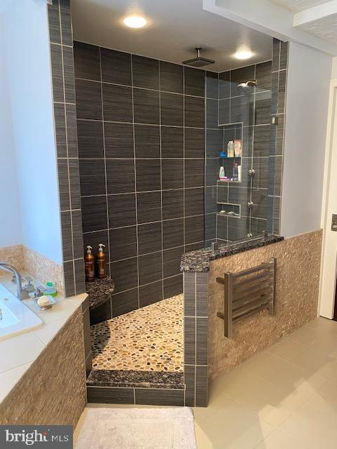 Master Bath Shower - 15201 HUMBOLT BAY CT, GAINESVILLE