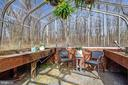Green House with Planting Tables - 12466 KONDRUP DR, FULTON