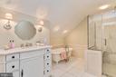 Upgraded En-Suite Bathroom - 12466 KONDRUP DR, FULTON