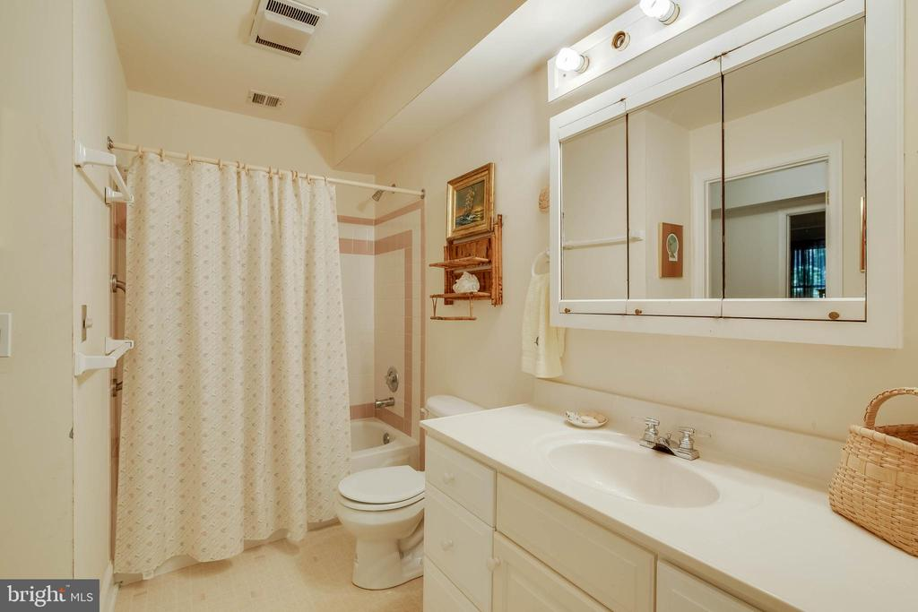 Bathroom 3 - Full Bathroom - Basement - 12210 GLADE DR, FREDERICKSBURG