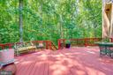 Great Deck! - 12210 GLADE DR, FREDERICKSBURG