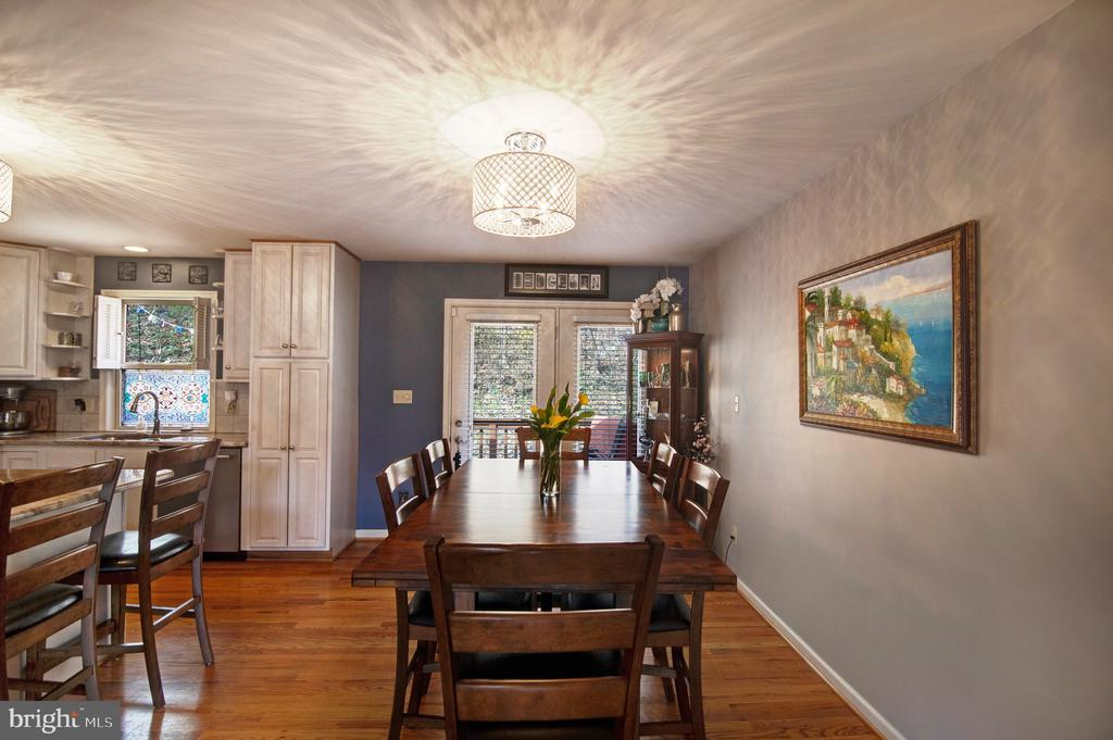 Spacious Dining area! - 6765 BALMORAL RDG, NEW MARKET