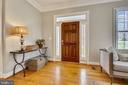 Large Front Foyer - 7731 OLDCHESTER RD, BETHESDA