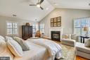 Owner's Suite with Tall Ceilings - 7731 OLDCHESTER RD, BETHESDA
