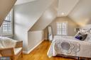 Third level Bedroom Suite - 7731 OLDCHESTER RD, BETHESDA
