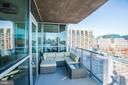 Covered outdoor living - 3409 WILSON BLVD #602, ARLINGTON