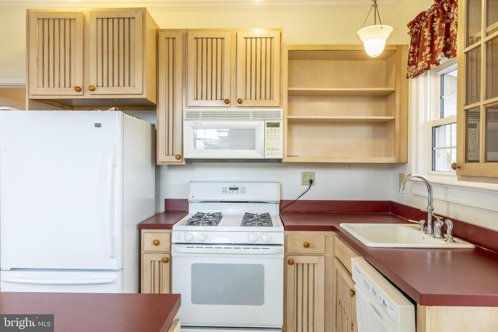 Kitchen - 3374 TWYMANS MILL RD, ORANGE