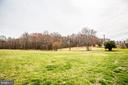 A nice balance of woods and grass - 504 POPLAR RD, FREDERICKSBURG