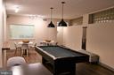 Pool Table - 400 MASSACHUSETTS AVE NW #1007, WASHINGTON