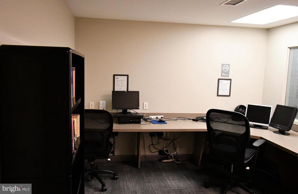 Business Center - 400 MASSACHUSETTS AVE NW #1007, WASHINGTON
