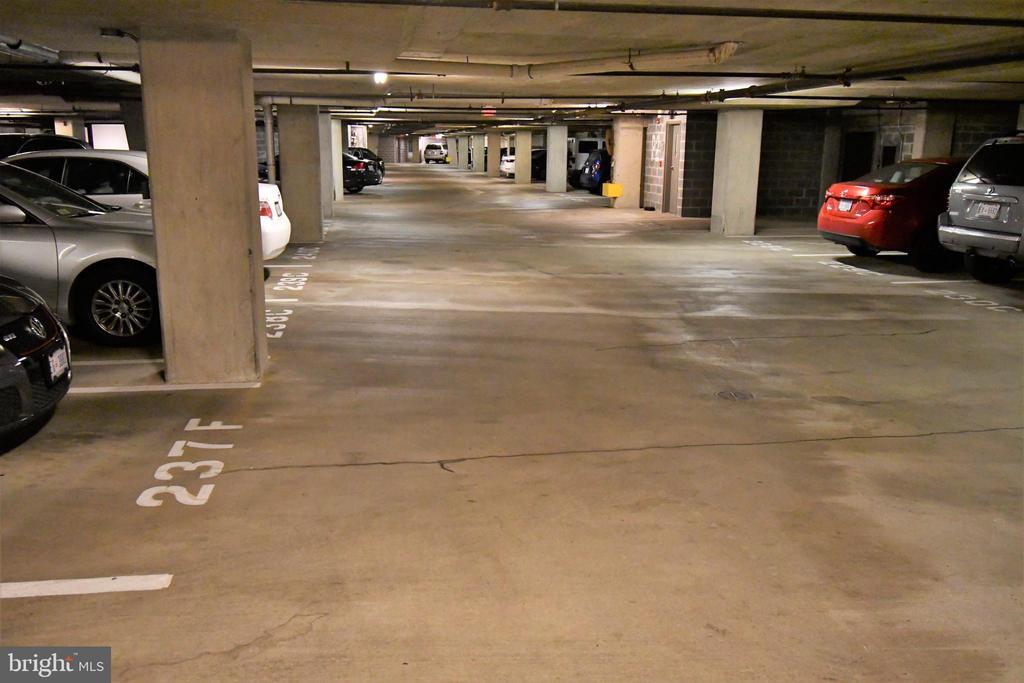 Parking Space - 400 MASSACHUSETTS AVE NW #1007, WASHINGTON
