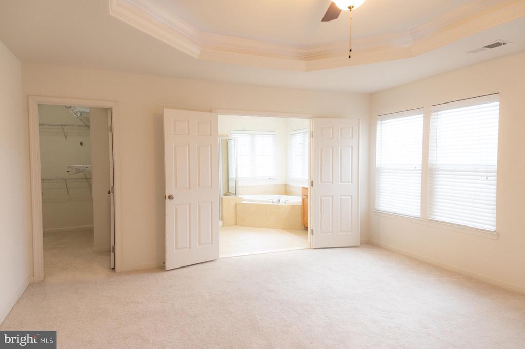Master Bedroom - 1689 WINTERWOOD CT, HERNDON