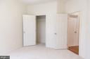 Bedroom #1 - 1689 WINTERWOOD CT, HERNDON