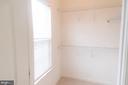 Bedroom #3 - Walk-in Closet - 1689 WINTERWOOD CT, HERNDON