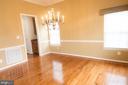 Dining Room - 1689 WINTERWOOD CT, HERNDON