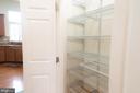 Kitchen Pantry - 1689 WINTERWOOD CT, HERNDON