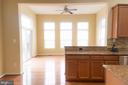 Kitchen to Morning Room - 1689 WINTERWOOD CT, HERNDON
