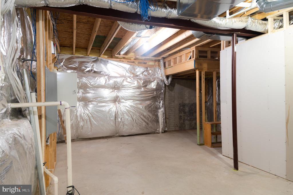Lower Level Storage Room - 1689 WINTERWOOD CT, HERNDON