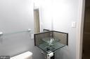 Lower Level Bathroom - 1689 WINTERWOOD CT, HERNDON