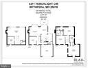 Floor plan - 4311 TORCHLIGHT CIR, BETHESDA