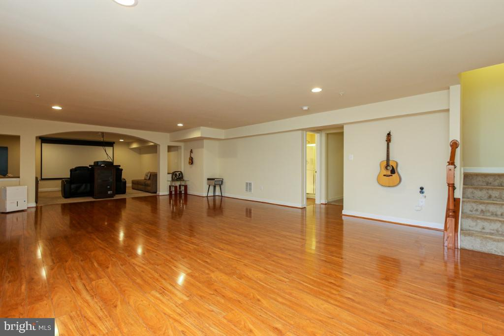 Fully finished basement - 1917 WETTERHORN CT, FREDERICK