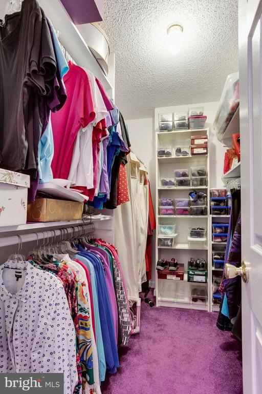 Spacious closets - 1800 OLD MEADOW RD #1106, MCLEAN