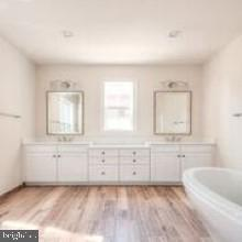 OPTIONAL FREESTANDING TUB - 315 BALDWIN STREET #8P, GAITHERSBURG
