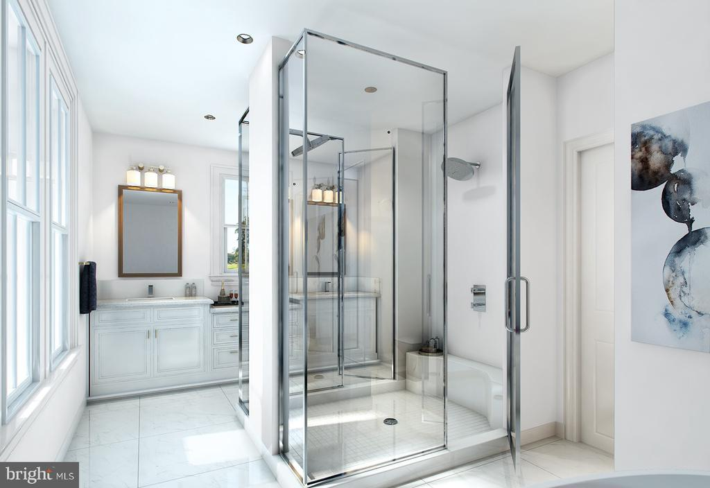 WANT A DELUXE SHOWER? - 315 BALDWIN STREET #8P, GAITHERSBURG